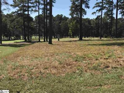 Travelers Rest Residential Lots & Land For Sale: 104 Club Cart