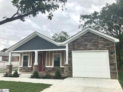 Single Family Home For Sale: 127 Broadus