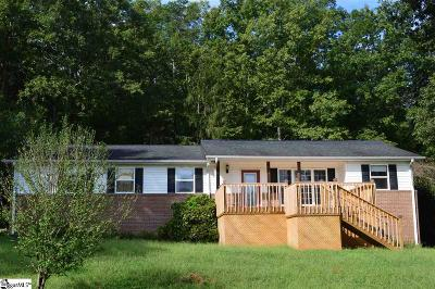Travelers Rest Single Family Home For Sale: 15 Hammons