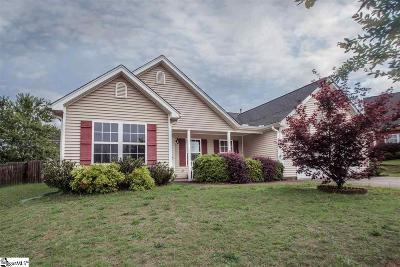Piedmont Single Family Home For Sale: 11 Cane Hill