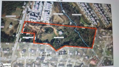 Greenville Residential Lots & Land For Sale: 225 Smith Hines