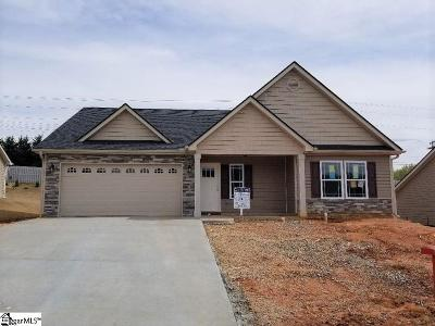 Orchard Crest Single Family Home For Sale: 307 Meadowmoor
