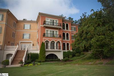 Greenville Condo/Townhouse For Sale: 701 Montebello #Unit 104