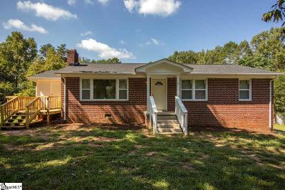 Greenville County Single Family Home For Sale: 8 Kondros