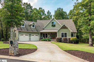 Easley Single Family Home For Sale: 1002 Waterside