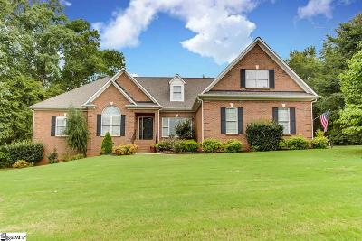 Simpsonville Single Family Home Contingency Contract: 104 Glen Meadows
