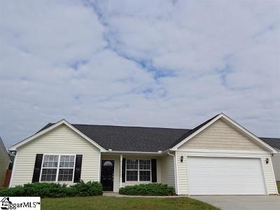 Simpsonville Rental For Rent: 102 Parkgate