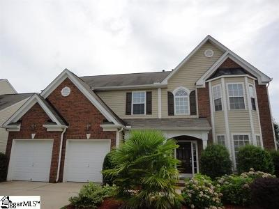 Simpsonville Rental For Rent: 32 Ginger Gold