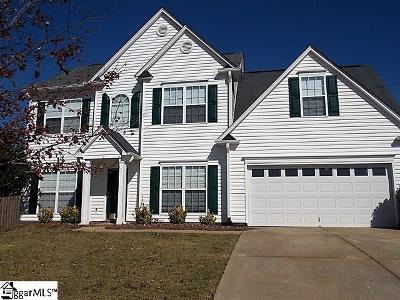 Simpsonville Rental For Rent: 302 Crown Empire