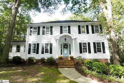 Easley SC Single Family Home For Sale: $279,900