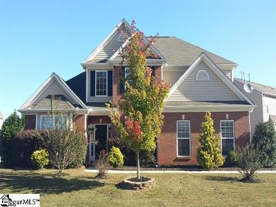 Simpsonville Rental For Rent: 14 Jordan Crest