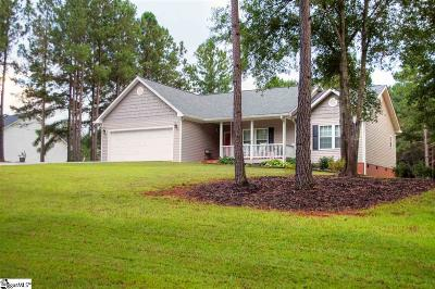 Easley Single Family Home For Sale: 5013 Sunset