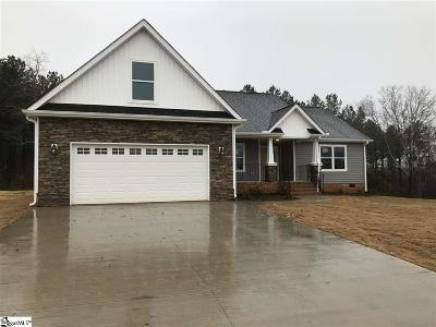 Inman Single Family Home For Sale: 685 Wilkins Ford