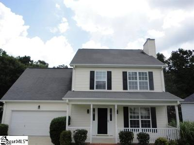 Simpsonville Rental For Rent: 10 Teakwood