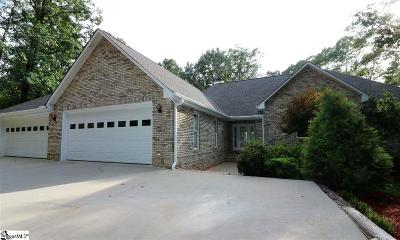 Anderson SC Single Family Home For Sale: $699,000