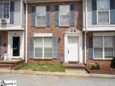 Easley Condo/Townhouse Contingency Contract: 111 Pendleton #Townhous