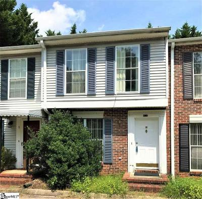 Easley Condo/Townhouse Contingency Contract: 111 Pendleton #Unit F2