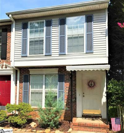 Easley Condo/Townhouse Contingency Contract: 109 Pendleton #Unit E4