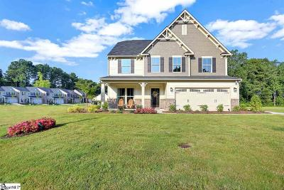 Simpsonville Single Family Home For Sale: 501 Briar Oaks