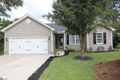 Greer Single Family Home For Sale: 8 Squirrel Hollow
