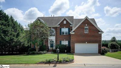 Greenville SC Single Family Home For Sale: $330,000