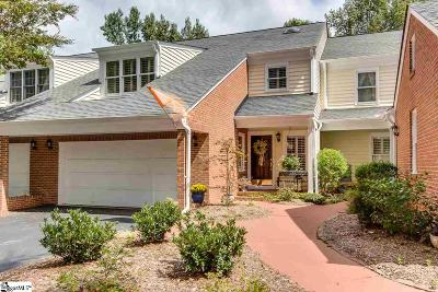 Greenville SC Single Family Home For Sale: $314,900