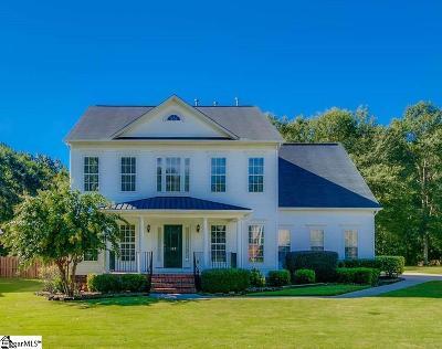 Easley Single Family Home For Sale: 137 Armistead
