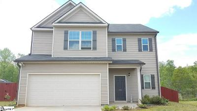 Simpsonville Single Family Home For Sale: 608 Jones Peak