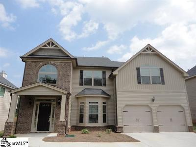 Simpsonville Rental For Rent: 272 Oak Branch