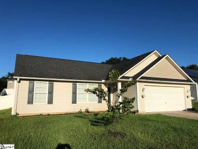 Fountain Inn Single Family Home Contingency Contract: 4 Brisbane