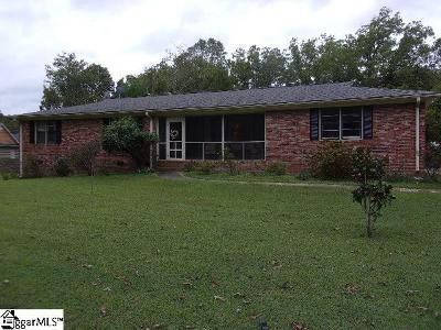 Easley Single Family Home For Sale: 710 James