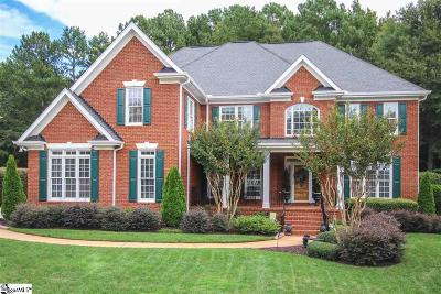 Simpsonville Single Family Home Contingency Contract: 305 Shadowbrooke