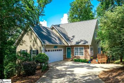Anderson Single Family Home For Sale: 312 Plantation