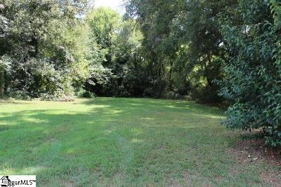 Spartanburg Residential Lots & Land For Sale: 408 Stevens