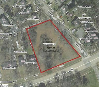 Greenville Residential Lots & Land For Sale: 504 Grove