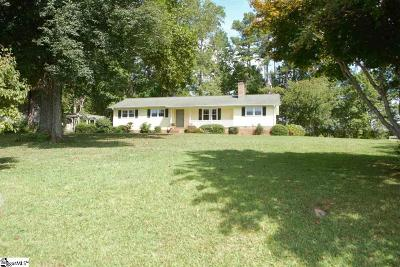 Pickens SC Single Family Home For Sale: $184,900