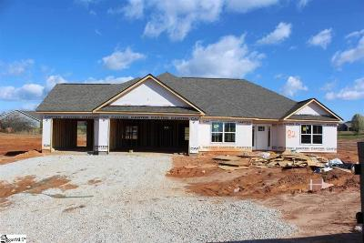 Inman SC Single Family Home Contingency Contract: $225,900