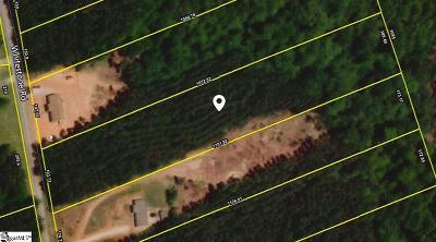 Spartanburg Residential Lots & Land For Sale: 2215 Whitestone