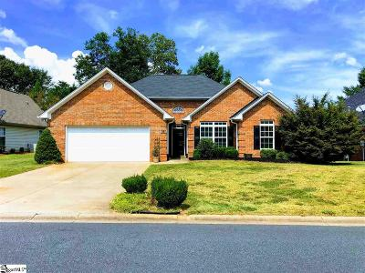 Boiling Springs Single Family Home Contingency Contract: 351 Sandpiper