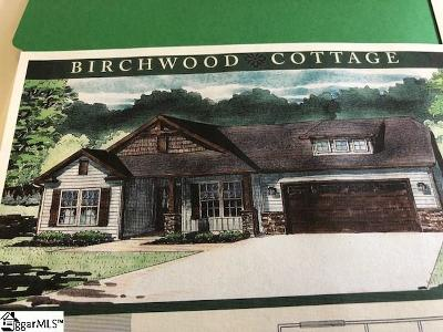 Piedmont Single Family Home Contingency Contract: 100 Oneal Farms