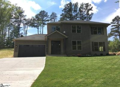 Travelers Rest Single Family Home For Sale: 212 Crimson Glory