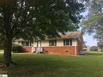 Greenville SC Single Family Home Contingency Contract: $146,000