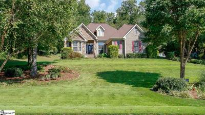 Travelers Rest Single Family Home For Sale: 11 Pinerock