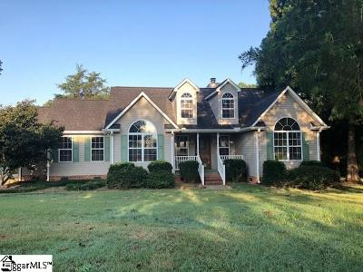 Easley Single Family Home For Sale: 157 Heath