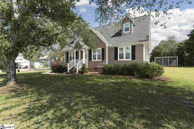 Easley Single Family Home For Sale: 1801 Crestview