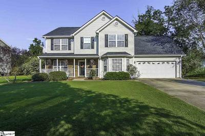 Greer Single Family Home Contingency Contract: 351 Faye