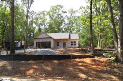 Piedmont Single Family Home For Sale: 323 Ross