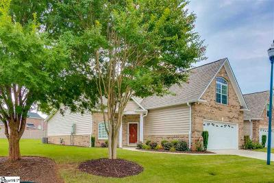 Greer Condo/Townhouse For Sale: 1 Brightmore