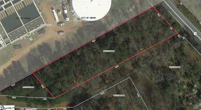Greer Residential Lots & Land For Sale: Hwy 14