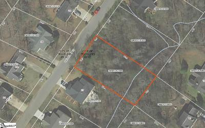 Travelers Rest Residential Lots & Land For Sale: Daughtry